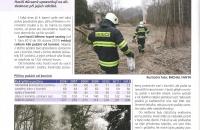 Hasiči každoročně vyjíždění k požárům způsobené komíny průměrně tisickrát