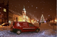 kominictví rol vánoce
