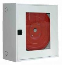 Hydrantový systém s tvarově stálou hadicí D25 20 m – sklo