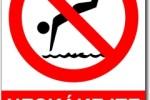 Neskákej do vody!