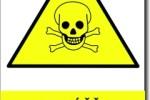 Zvlášť nebezpečné jedy