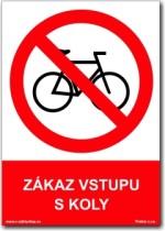 Zákaz vstupu s koly