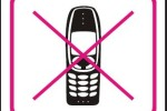 Zákaz mobilního telefonu